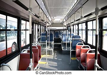 バス, 都市