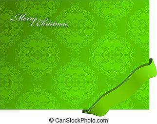 バックグラウンド。, クリスマス