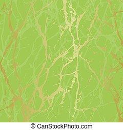 バックグラウンド。, ベクトル, 緑の大理石, 手ざわり