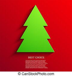バックグラウンド。, ベクトル, eps, クリスマス, 10
