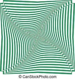 バックグラウンド。, 抽象的な 芸術, しまのある, オペ