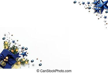 バックグラウンド。, 抽象的, クリスマス