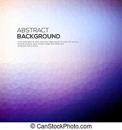 バックグラウンド。, 抽象的, ベクトル