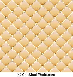 バックグラウンド。, 抽象的, 家具製造販売業, vector., 黄色