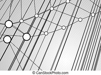 バックグラウンド。, 抽象的, 技術