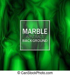 バックグラウンド。, 抽象的, 緑の大理石