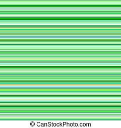 バックグラウンド。, 明るい, 緑, ストライプ, 抽象的