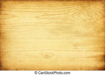 バックグラウンド。, 木, 古い, 手ざわり