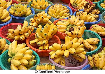バナナ, セール