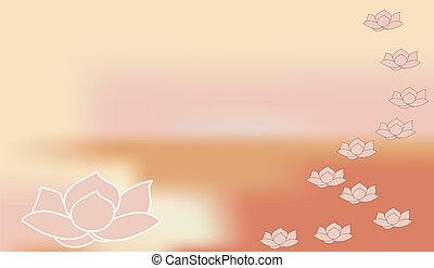 バラ, 殻, ピンクの花弁, 花