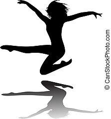 バレエ・ダンサー