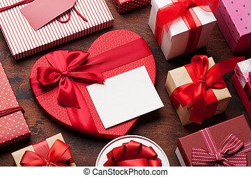 バレンタインデー, グリーティングカード