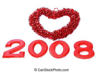 バレンタインデー, 2008
