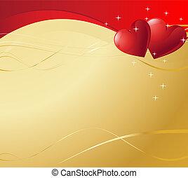 バレンタイン, 心