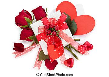 バレンタイン 日, gift.