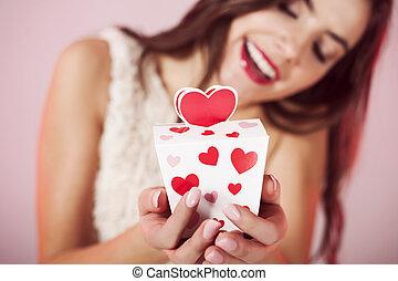 バレンタイン, 贈り物, specially, あなた