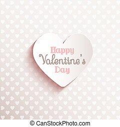 バレンタイン, 1612, 日, 背景, 幸せ