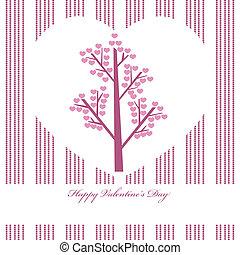 バレンタイン, hearts.
