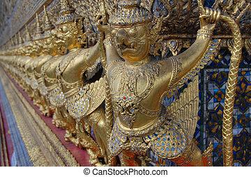 バンコク, 寺院, 8月, 2007