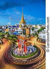 バンコク, chinatown