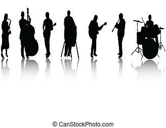 バンド, ジャズ