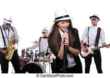 バンド, 音楽