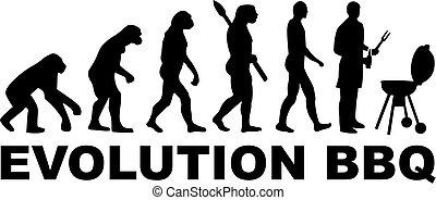 バーベキューの グリル, 進化