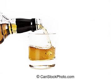 バーボン, ウイスキー