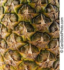 パイナップル, 手ざわり