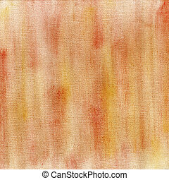 パステル, 作られた, 芸術家, カメラマン, 自己, キャンバス, 黄色, クレヨン, 汚れ, 白い赤