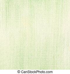 パステル, 緑, デリケートである, 背景, textured