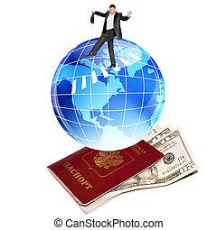 パスポート, 登録