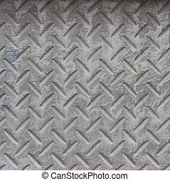 パターン装飾された, 鋼鉄, 背景