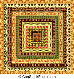 パターン, ∥で∥, 民族, アフリカ, モチーフ
