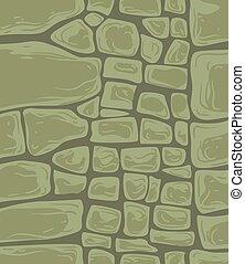 パターン, は虫類, 背景, seamless, 皮膚