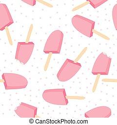 パターン, アイスクリーム