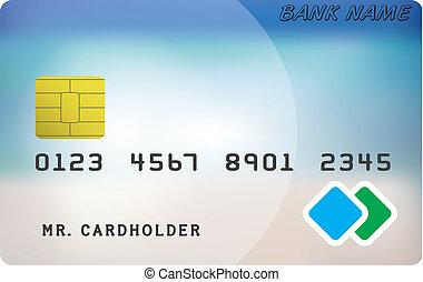 パターン, カード, クレジット