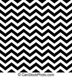 パターン, ジグザグ, 山形そで章, 背景
