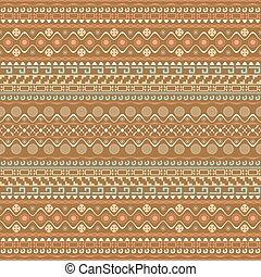 パターン, スタイル, 要素, maya, seamless
