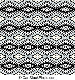 パターン, スタイル, deco, 芸術, seamless
