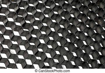 パターン, ハチの巣