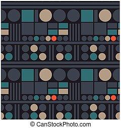 パターン, フィクション, 技術, seamless, 科学