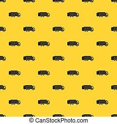 パターン, ベクトル, トラック, ごみ