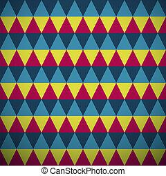 パターン, ベクトル, 現代, (tiling)