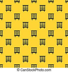 パターン, ベクトル, nightstand