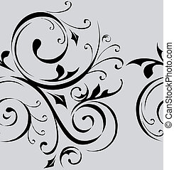 パターン, ベクトル, seamless, 壁紙
