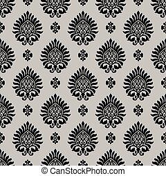 パターン, ベクトル, seamless, 背景