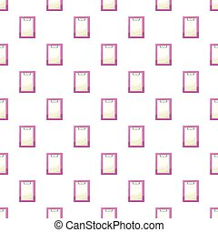 パターン, ペーパー, シート, クリップボード, ブランク