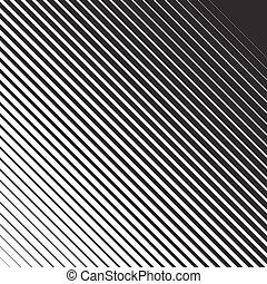 パターン, ライン, 対角線