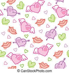 パターン, ロマンチック